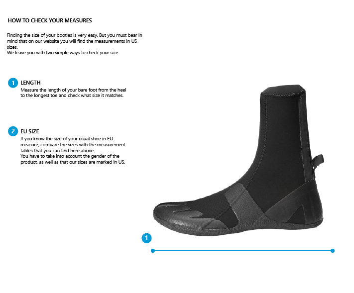 roxy-surfboots-size-guide